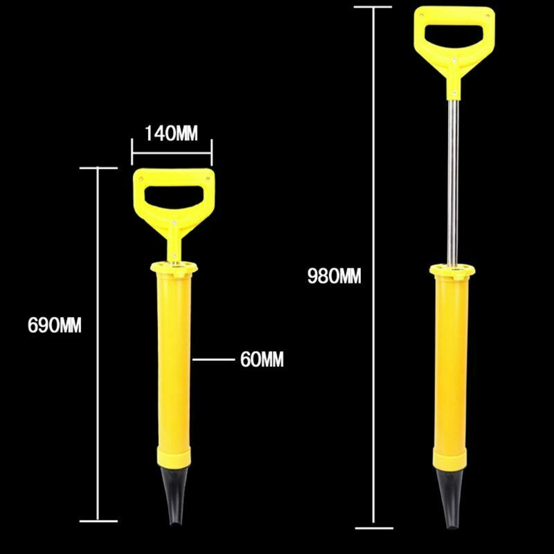 Multifunction ABS Stainless Steel Caulking Tools Cement Pump Set SNO88