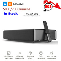 Xiaomi Wemax One PRO Laser Projector Android Lumens TV 150 1080 Full HD 4K Bluetooth4.0 Wifi 200 240V 2.4G/5GHz DOLBY DTS 3D