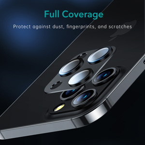 Image 2 - ESR Camera Len Film for iPhone 12 Camera Len Glass Screen Protector for iPhone 12 mini 12 Pro Max Tempered Glass Protective 2PCS