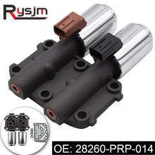 Solenoid-Valve Transmission 28260-PRP-014 Honda Accord Dual W/autotrans Linear 4cyl Element