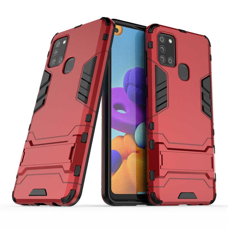 Per la Copertura di Samsung Galaxy A21S Caso Per Samsung A21S Della Copertura del PC Per La Nota di Samsung 20 Ultra M11 M21 M31 A11 a51 A71 A31 A21S Fundas