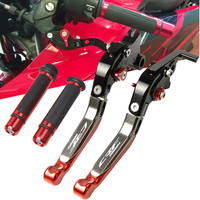 For Honda CRF1000L CRF 1000 L CRF 1000L 2015 2017 Motorcycle Brake Clutch Levers Handlebar Hand Grips Motorcycle Accessories