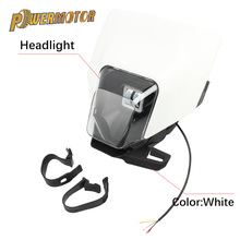 Motorcycle New LED Headlight Headlamp Head Lamp Light For Husqvarna FC FE TE TX FX TC 125 250 300 350 450 501 FC250 FE250 TE300
