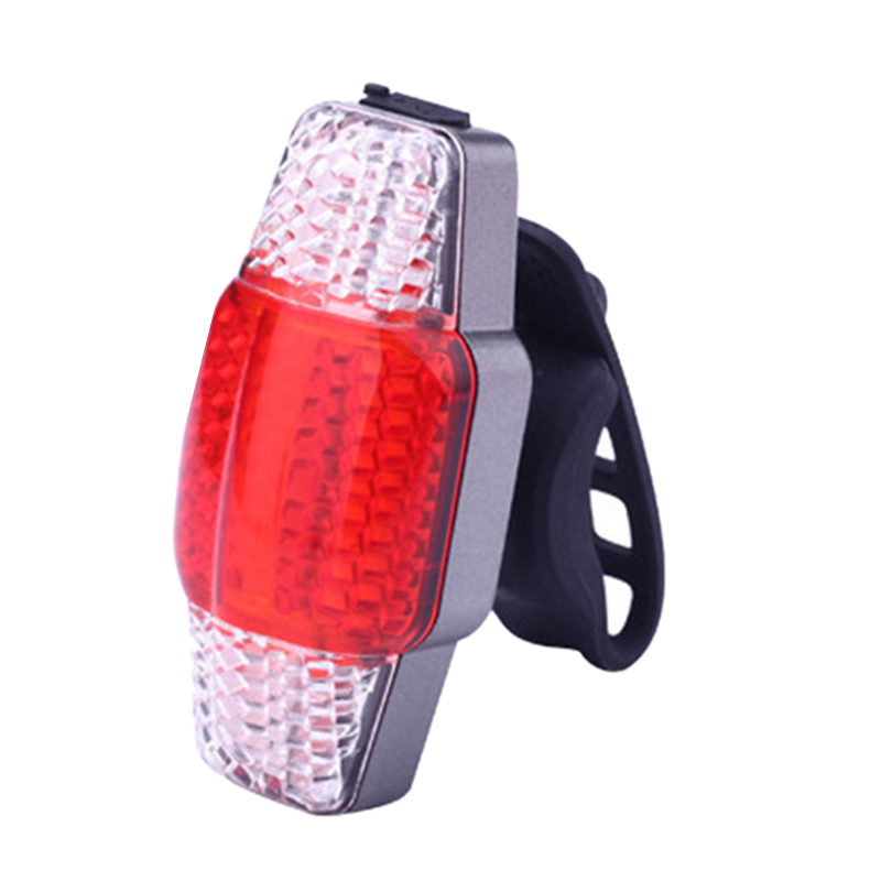 Bicycle Tail Light Usb Rechargeable Light Bicycle Rear Mount Turn Signal Light Cycling Accessories