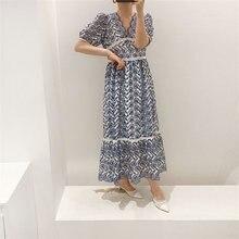 Шикарное модное однотонное белое платье с v образным вырезом