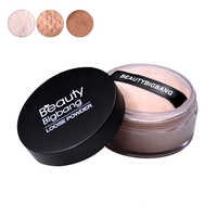 BeautyBigBang 8g Matte Natural Loose Powder Perfecting Translucent Face Bottom Makeup Maquiagem Loose Powder