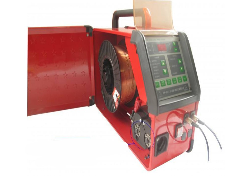 TIG welding wire feeder Automatic wire filling machine