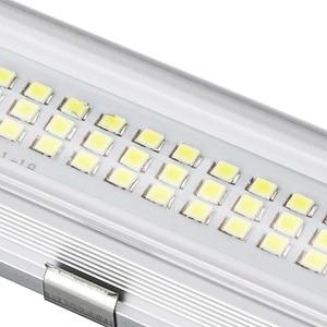 Image 5 - 12V 72 LED 차량 인테리어 스트립 조명 ON/OFF 스위치 바 자동차 밴 캐러밴 보트 트럭 트레일러 램프 야외 캠핑 홈