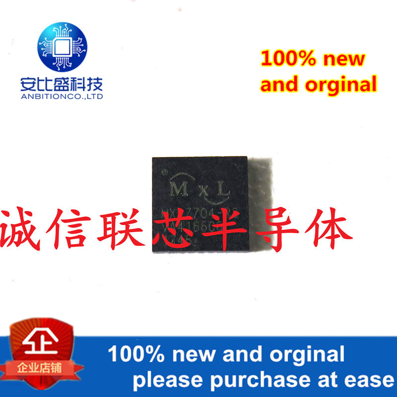 1pcs 100% New And Orginal MXL7704-R3 MXL7704 QFN In Stock