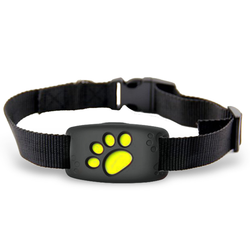 100% Original tkstar Tracker TK909 pet gps gsm gprs tracker Locator GPS Tracking device with collar for dog cat free web APP