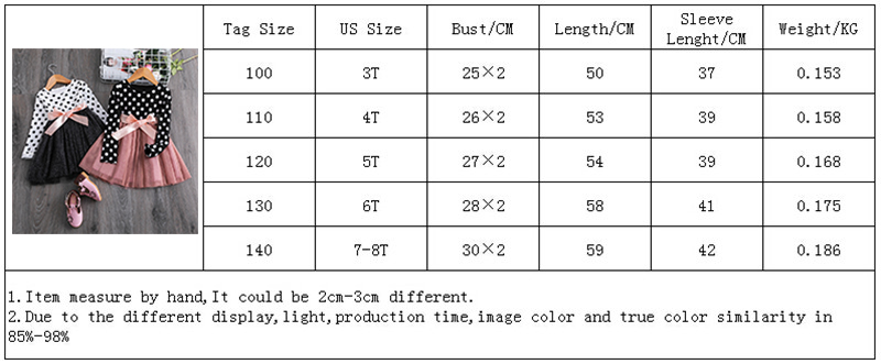 A0218尺码表3-8T