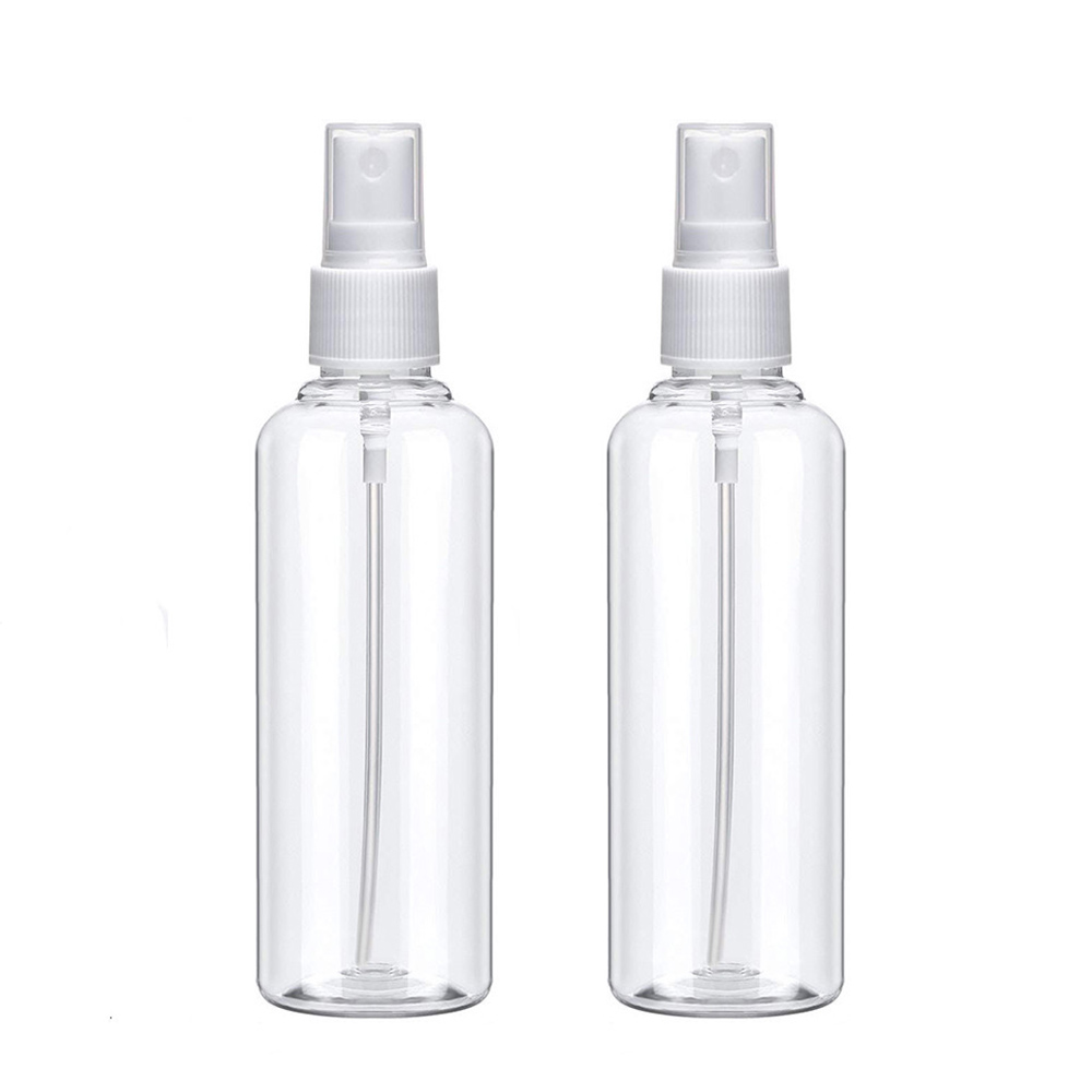 50pcs/lot 4oz <font><b>120ml</b></font> 120cc Travel Size <font><b>Spray</b></font> <font><b>Bottle</b></font>, Refillable Mini Fine Mist <font><b>Spray</b></font> <font><b>Bottles</b></font> image