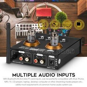 Image 5 - Nobsound Mini Bluetooth 5.0 Vacuum Tube Preamp HiFi Stereo Receiver USB Player Audio Headphone Amplifier