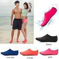Wasser Schuhe Männer Frauen Schwimmen Socken Druck Farbe Sommer Aqua Strand Turnschuhe Meer Sneaker Socken Hausschuhe für Männer Frauen