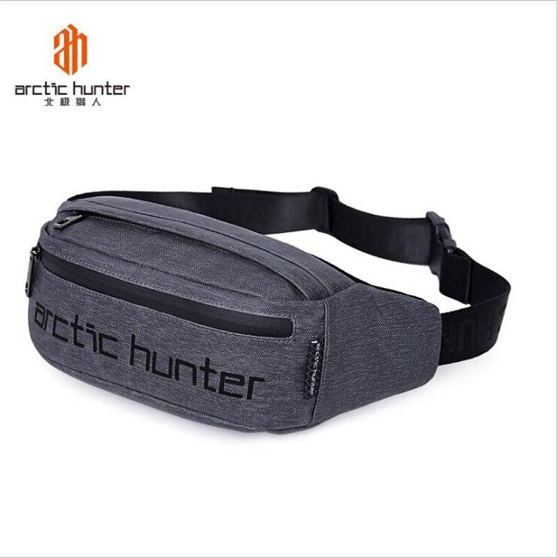 Arctic Hunter Multifunction Crossbody Bag for Men Anti-theft Shoulder Messenger Bags Male Waterproof Short Trip Chest Bag Pack