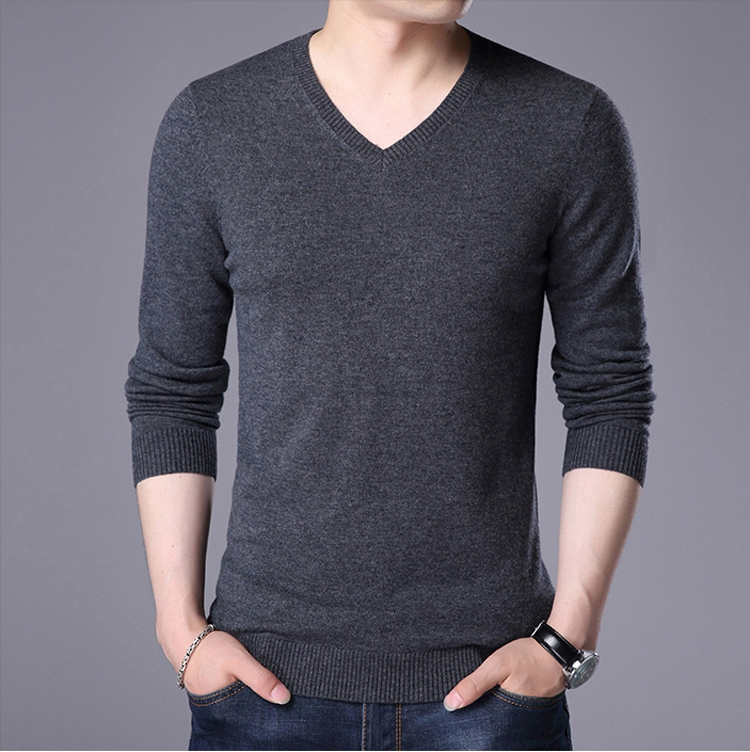 2020 Streetwear Personalized Men Sweater Regular Long Sleeve Customize Advertising A258 Popular