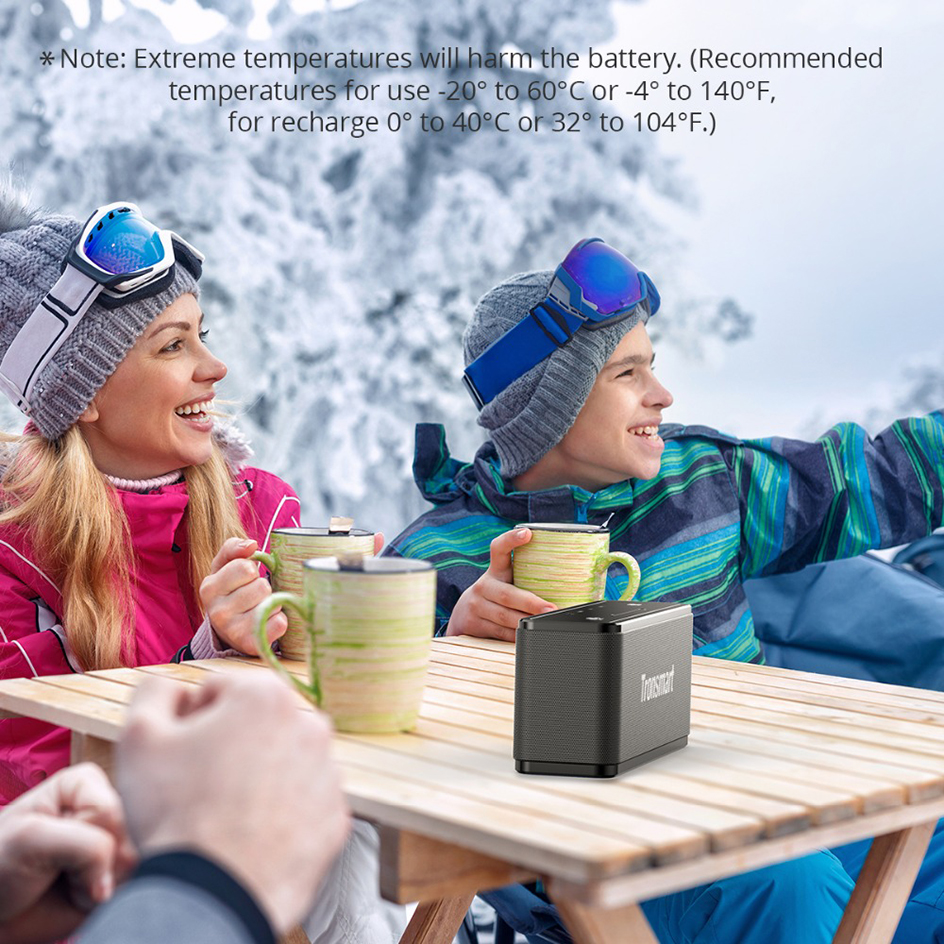 Tronsmart Mega TWS Bluetooth 5.0 Speaker 40W Portable Speaker Colums Touch Control Wireless Soundbar Voice Assistant NFC MicroSD (17)