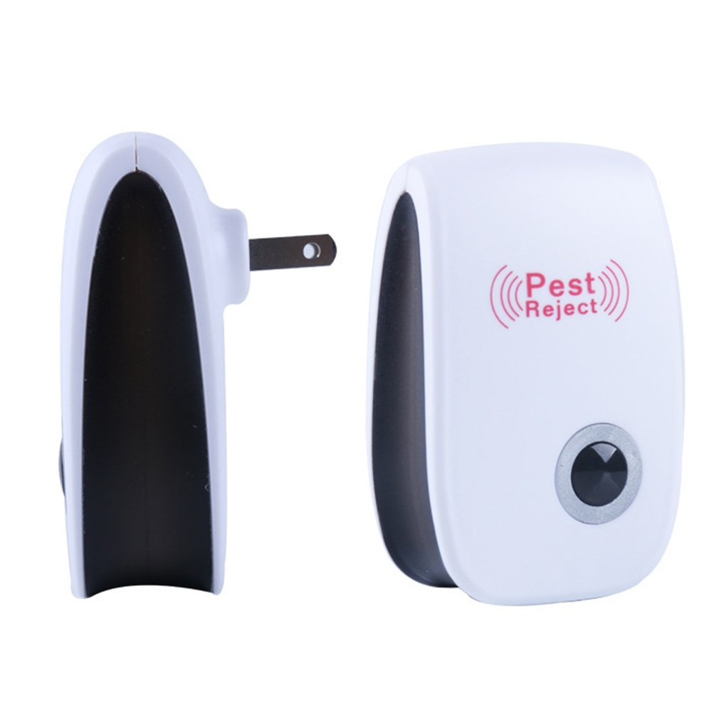 Pest Control Ultrasonic Pest Repeller Mosquito Killer Electronic Anti Rodent Insect Repellent Mole Mouse