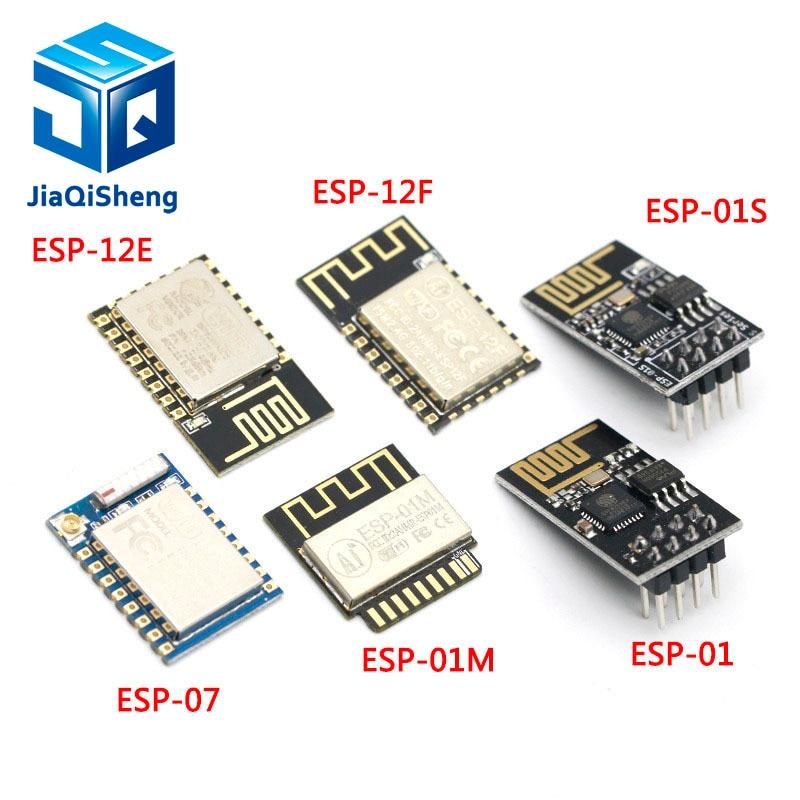 ESP8266 ESP-01 ESP-01S ESP-07 ESP-12 ESP-12E ESP-12F Serial WIFI Wireless Module Wireless Transceiver