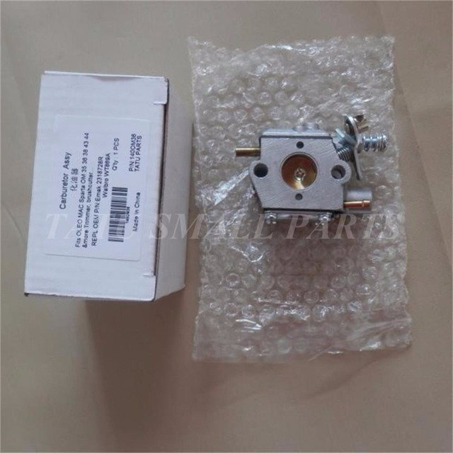 OM36 CARBURETOR FOR OLEO-MAC SPARTA 35 37 38 40 43 44 CHAINSAW CARB STRIMMER CARBURETTOR BRUSHCUTTER CARBY ASY REPL EMAK PARTS