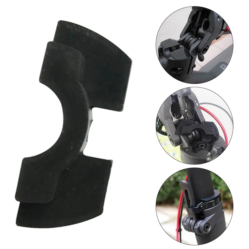 Sale Cushion Vibration Damper Silicone Scooter Parts For Xiaomi Mijia M365 Modification Outdoor Anti Shock Wearproof Replacement