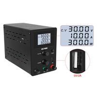 Laboratory DC power supply 30V 10A 60V 5A voltage and current regulator adjustable source 3010d bench source digital with USB
