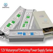 DC12V Led-treiber Wasserdicht Netzteil 10W 15W 20W 25W 30W 36W 45W 50W 80W 100W 120W 150W 200W 250W 300W Outdoor Transformator
