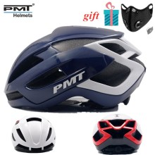 Helmet-Accessories Bicycle Mountain-Road-Bike PMT Ultralight Women In-Mold MTB Glossy