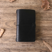 Leather Passport Bag Full Grain Leather Travel Wallet Multi Functional Organizer Wallet Cow Leather Clutch