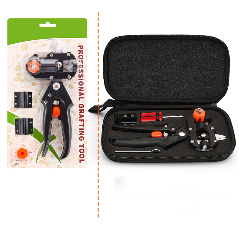 Clearance SaleVaccination Secateurs Scissor Garden-Tool Pruning Shears Fruit-Tree And 3cm-Tape Suit