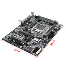 Four channels DDR3 Xeon E5 motherboard