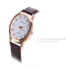 New Famous Brand Women Men Watches Simple Fashion Leather Band Analog Quartz Diamond Wrist Watch relogio feminino Female clock
