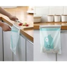 15 шт. мешок для кухонного мусора, автомобильный мешок для мусора, удобный мультяшный мешок для уборки, одноразовый мешок для мусора для офиса и кухни