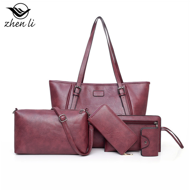 2021 New Arrivals Women's Shoulder Bags For Female PU Leather Solid Color Stitching Design High Quality Trend Style Girl's  Bag 5