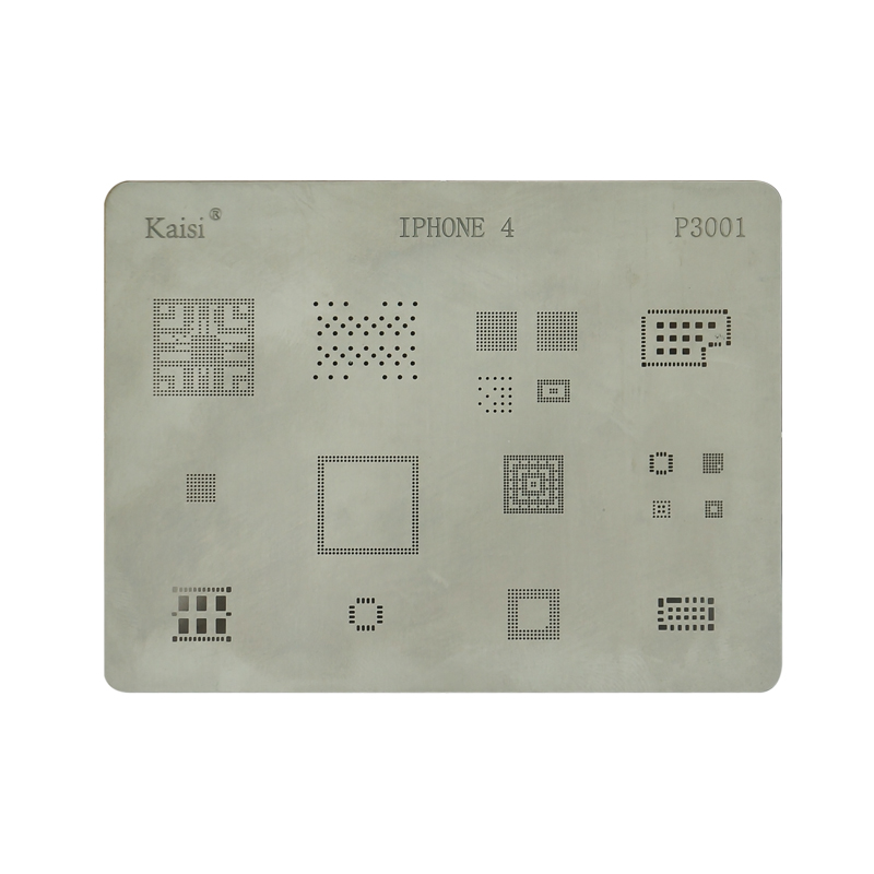 Bga Stencils Soldering Template Set Rework Station Reballing Kit For Iphone 4 4s 5 5s 6 6s 7 8 X Xs
