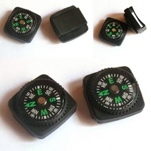 Mini Compass Survival-Navigation-Tool Travel Hiking Outdoor Camping for Paracord Bracelet