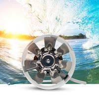 2800R/Min Duct Booster Vent Fan Metal 220V 25W 4 Inch Inline Ducting Fan Exhaust Ventilation Duct Fan Accessories|Exhaust Fans|Home Appliances -