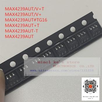 [10 Uds] nueva original MAX4239AUT/V + T MAX4239AUT/V + MAX4239AUT # TG16 MAX4239AUT + T MAX4239AUT-T MAX4239AUT-IC, AMP OP GP 6,5 MHZ RRO