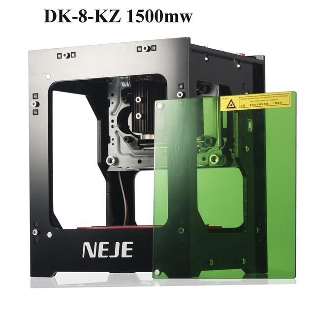 Neje DK 8 KZ1000mW Professionele Diy Mini Usb Laser Off Line Bediening Graveur Cutter Automatische Print Graveren Carving Machine
