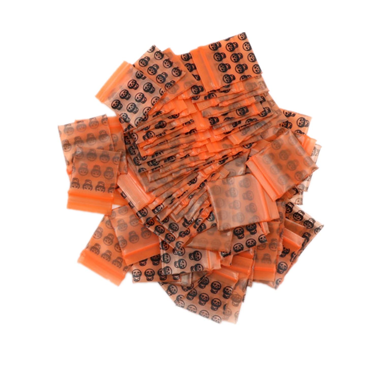 Мини-пакеты на молнии, 100 шт., недорогие маленькие пластиковые пакеты на молнии, пакеты на молнии, пластиковые упаковочные пакеты на молнии, п...