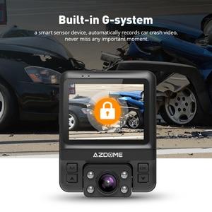 Image 5 - Original AZDOME GS65H Dash Cam Mini Dual Lens Car DVR Novatek 96655 Full HD 1080P Car Camera Night Vision For Uber Lyft Taxi