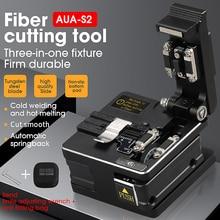 Ftth Hoge Precisie Snijgereedschap AUA S2 Optical Fiber Cleaver Kabel Snijmes Vezelmes