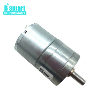 DC Gear Motor Gearbox Reduction Reversible JGA25-310 6V 12V Micro Motor High Torque Smart Parts DIY Electronic Equipment(China)
