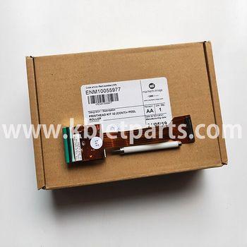 PRINTHEAD KIT 32 (CONT)+ PEEL ROLLER ENM10055977 use for Imaje 8018 TTO printer