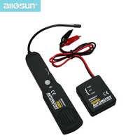 all-sun EM415pro Automotive Tester Fio de Cabo Curto Abra o Finder Ferramenta de Reparo do Carro Testador Tracer Linha Localizador de Diagnosticar Tone