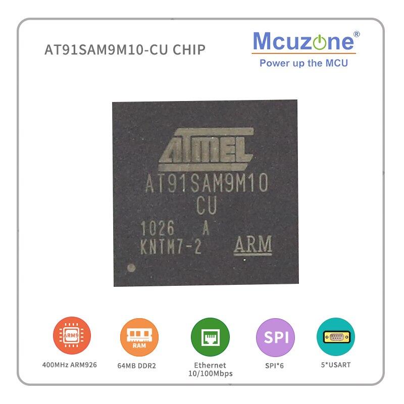 AT91SAM9M10-CU ( ATMEL ARM9 ) CHIP