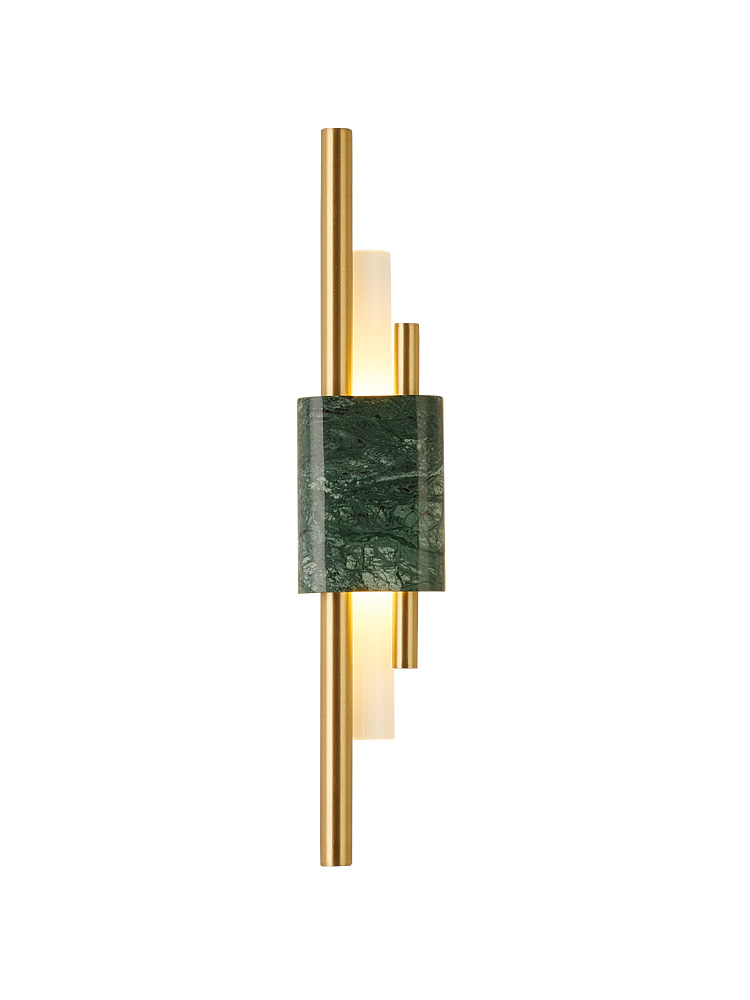 Post-modern Light Luxury Wall Lamp Living Room Background Wall Hotel Creative Aisle Bedroom Minimalist Wall Light