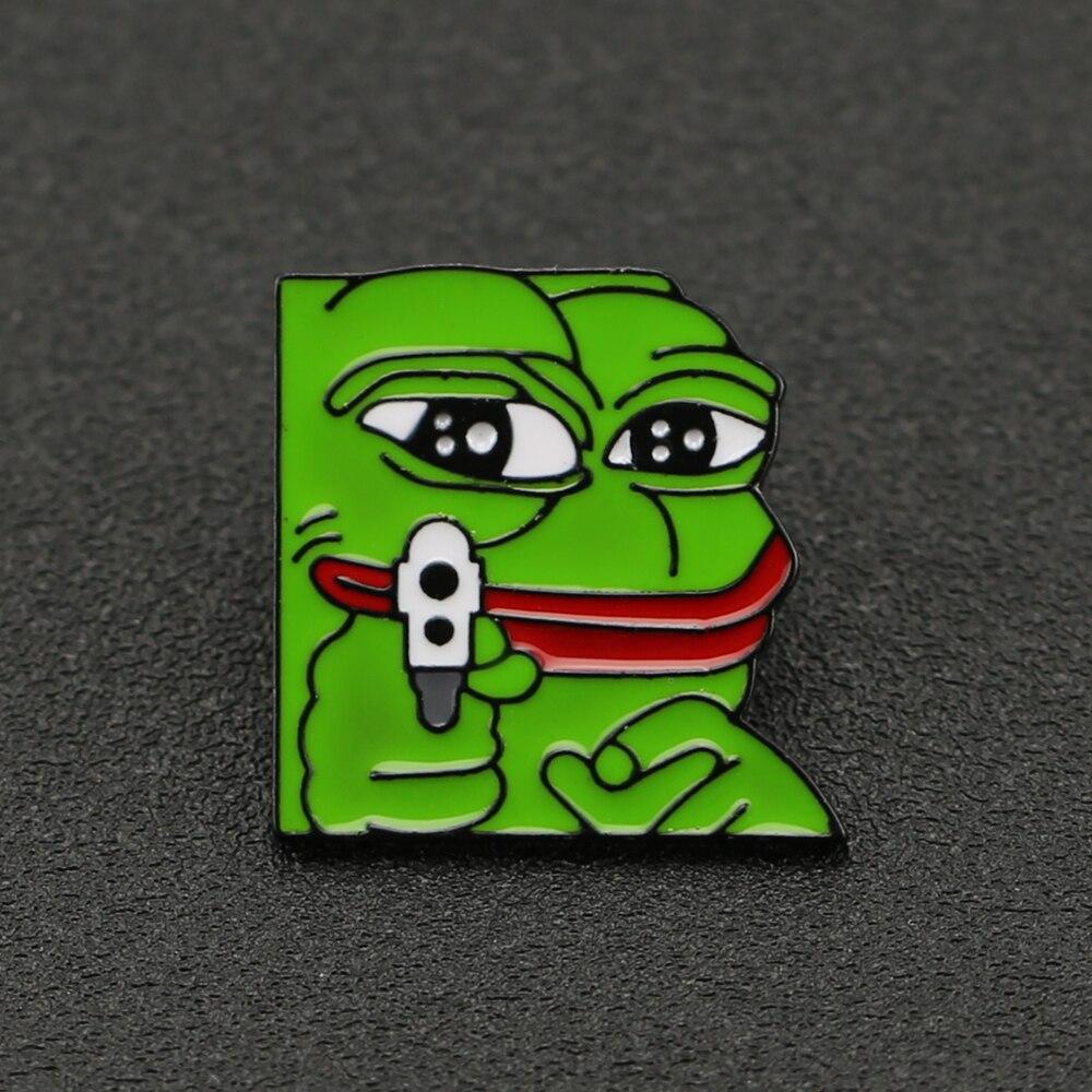 Frog Pepe 9