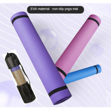 1830*60*0.4CM Yoga Mat Thick Non-slip breathe Durable EVA Yoga Mat 4MM Thick Non-slip Fitness Pad For Yoga bag Exercise Pilates