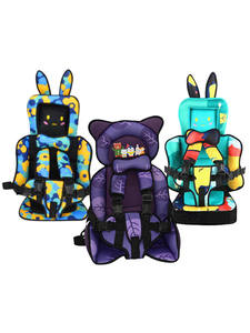 Chair Seat Children Protect Sitting Adjustable Collapsible 0-6-Years-Old Kids